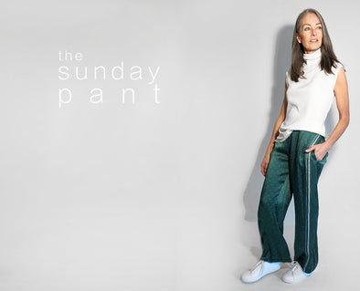 the sunday pant