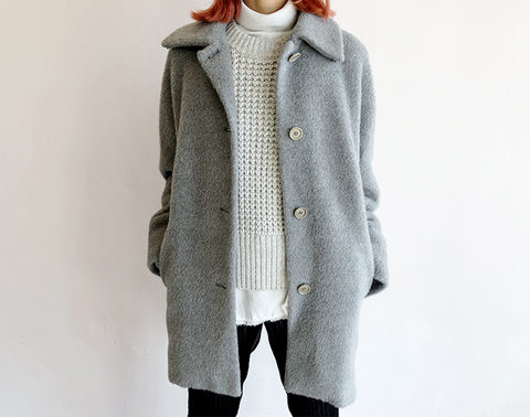 jacket coat knit wool layering winter sydney
