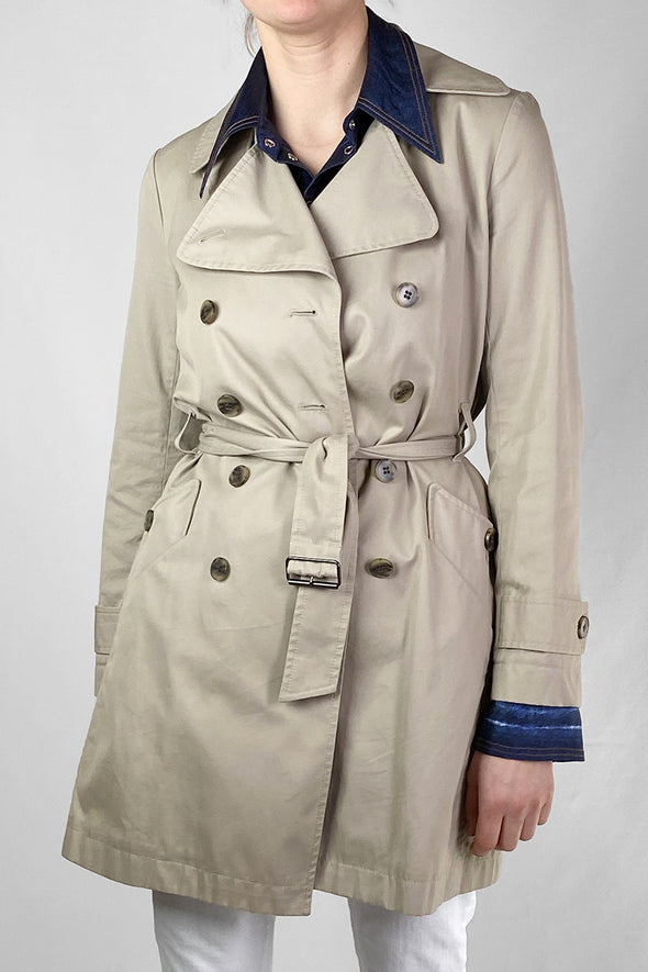 Re-Luxed | RL0209 | Theory - trench coat
