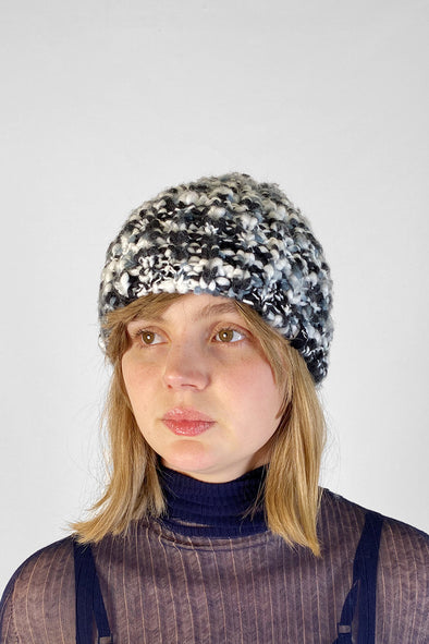 Re-Luxed | RL0190 | Kjus Bouclé - beanie hat