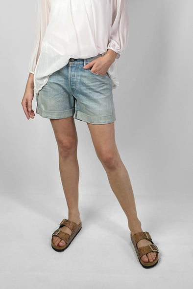 Re-Luxed | RL0322 | 3x1 - denim mini shorts