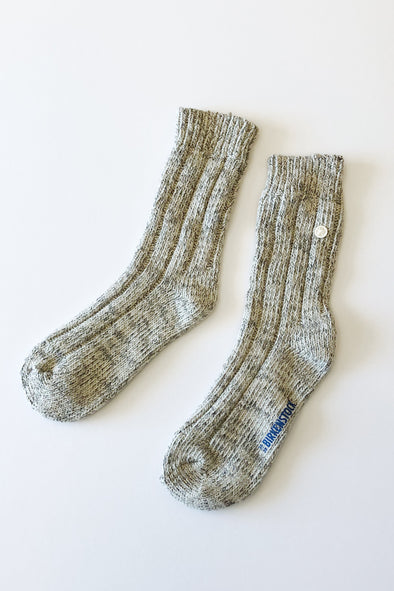 Birkenstock cotton twist rib socks