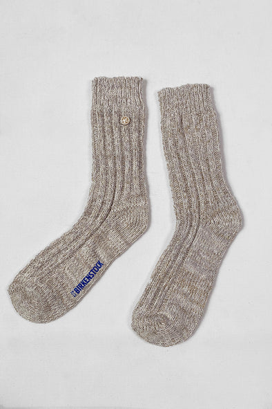 Birkenstock cotton bling socks