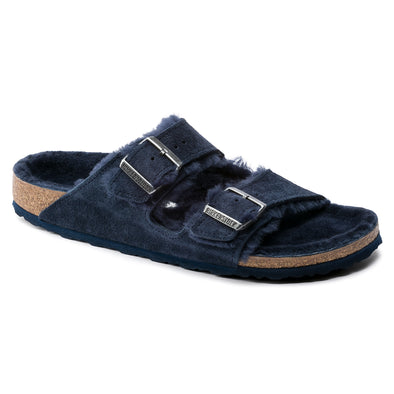 Birkenstock Arizona Shearling Night Suede