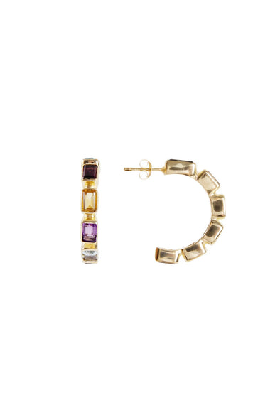 fairley rainbow deco hoops