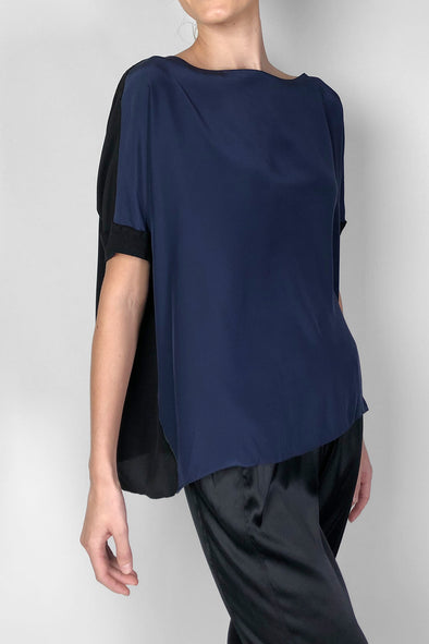 hope top black/navy