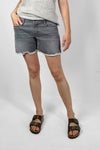 Re-Luxed | RL0351 | FRAME - grey mini shorts