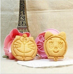 Biscuits Cat Decorating Tools