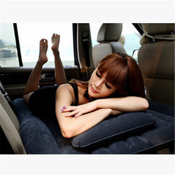 Car Air Mattress with Air Pump
