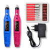 6pc Pro Electric Nail File Set