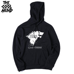 Top Quality Cotton Blend Game Of Thrones Men Hoodies