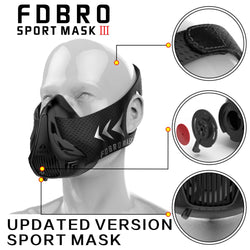 FitDynamics Sports Training Mask 3.0