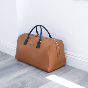 The Zoma Weekender in Brown & Black