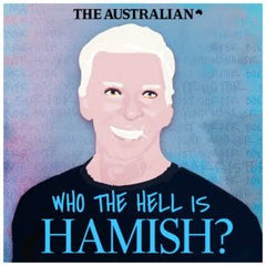 who the hell is hamish podcast