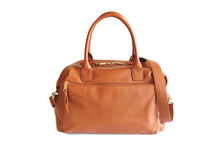 Isla Nappy Bag - Tan