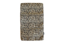 Padded Change Mat in Leopard Print