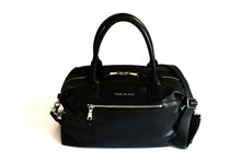 Isla Nappy Bag - Black