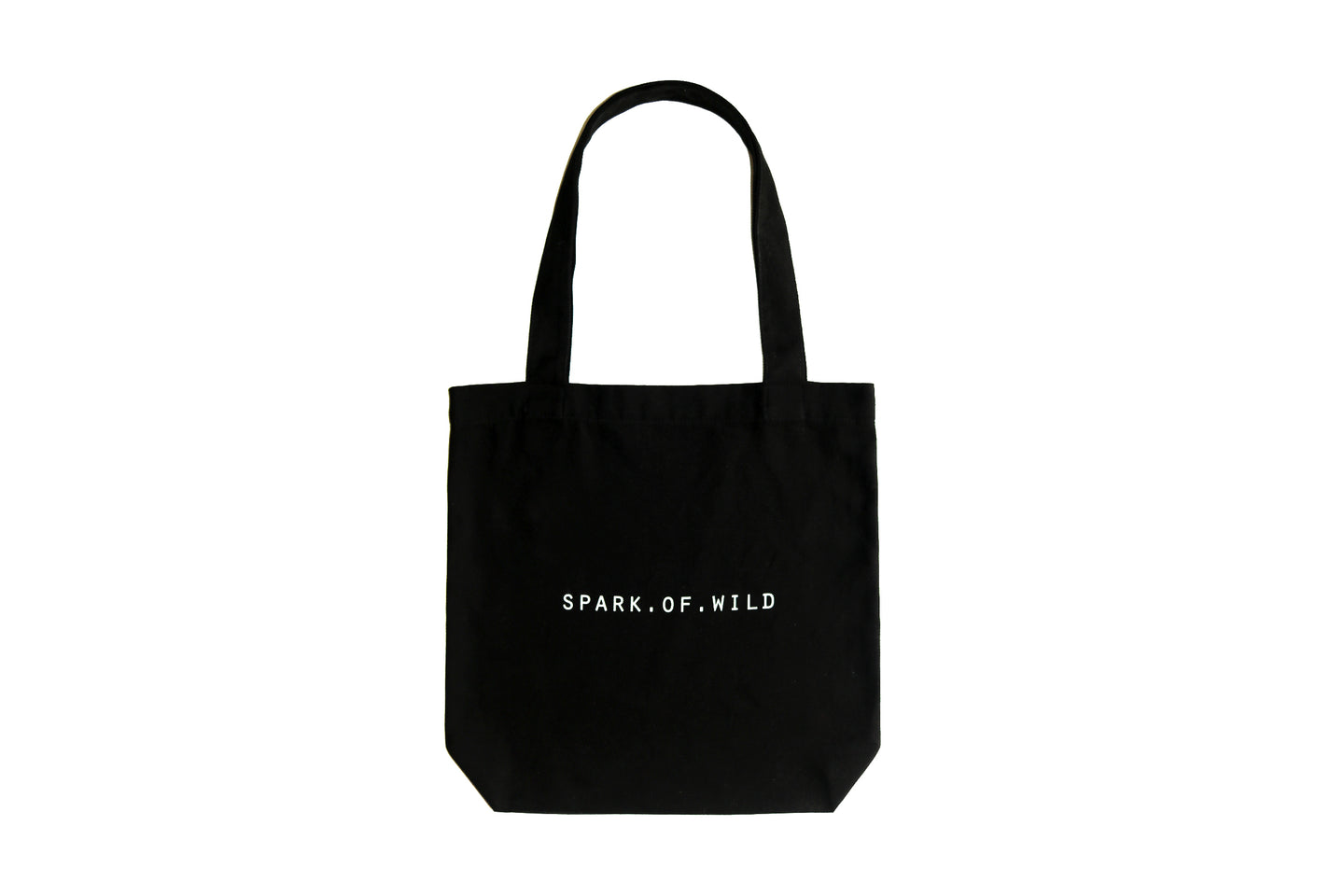 Spark of Wild Logo Tote Bag