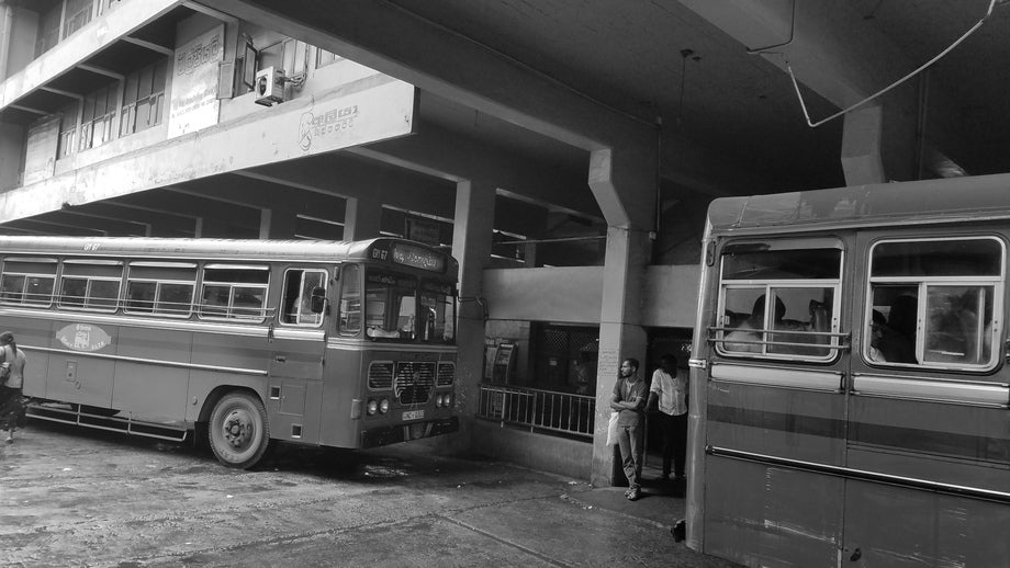 Colombo Central Bus Station