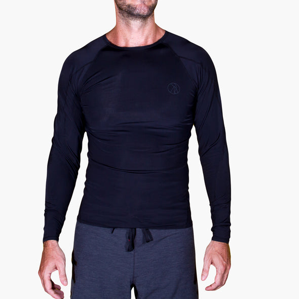 Core Rash Vest (Long sleeved with no neck band)