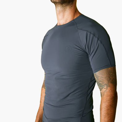 Core Rash Vest (Short sleeved with no neck band)