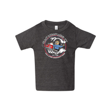 BABY SHORT SLEEVE BURNOUT TEE