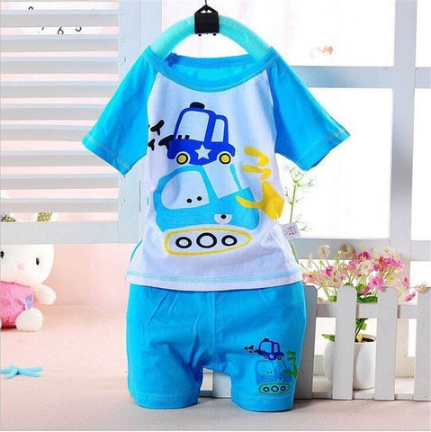 100% Cotton Baby Boys Girls Clothes - GrandTrends