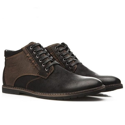 Autumn Winter Men Shoes Casual Boots - GrandTrends