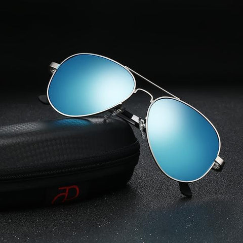 High Quality Alloy Frame Sun Glasses - GrandTrends
