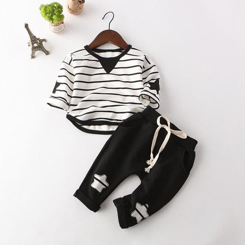 Spring Baby boys Star clothes - GrandTrends
