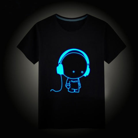 Boys/Girls T-Shirts  Party Club Night light - GrandTrends