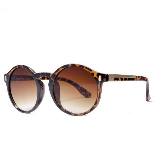 Fashion Round Sunglasses Women - GrandTrends