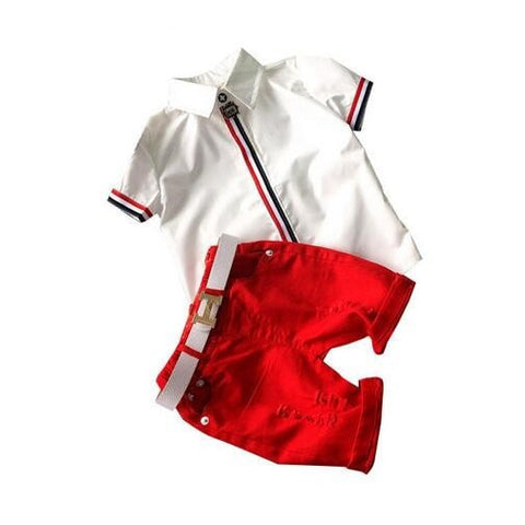 Sunshine Baby Boy Clothing Sets - GrandTrends