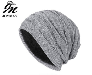Winter Beanies Hat Unisex Soft Skull Knitting Cap
