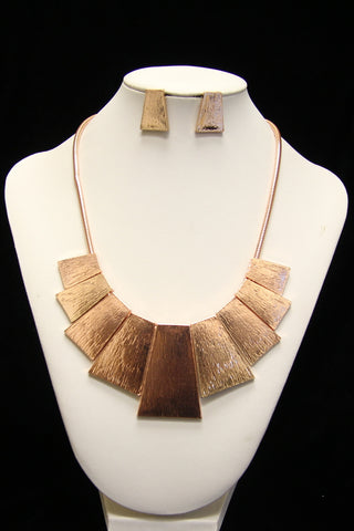 African Costume Jewelry Set