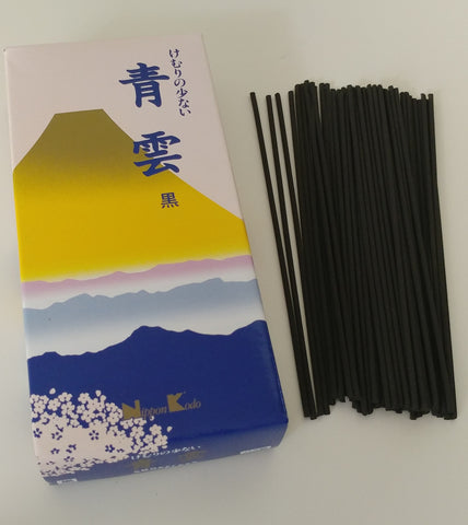 Seiun Chrysanthemum, Less Smoke Incense, 220 Sticks - Neko-Chan Incense