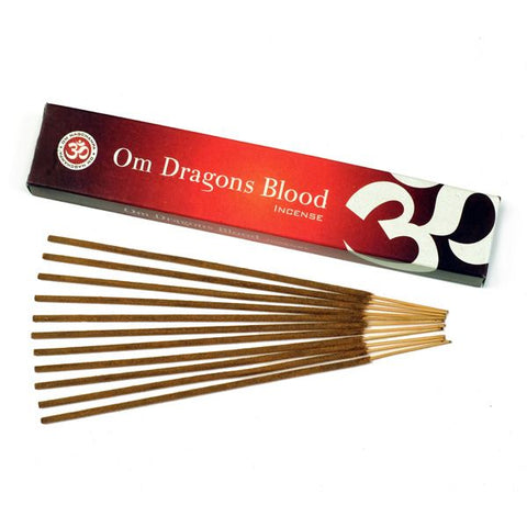 Dragon's Blood Incense - 15 gms - Neko-Chan Incense