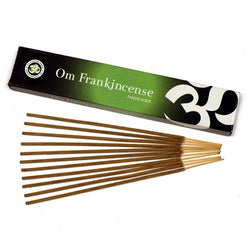 Om Frankincense Incense - 15 gms - Neko-Chan Incense