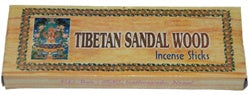 Tibetan Sandalwood Incense Sticks - Neko-Chan Incense