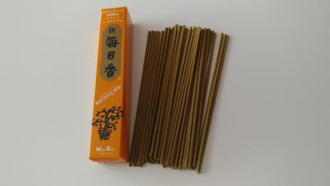 Morning Star Amber Incense, 50 sticks - Neko-Chan Incense