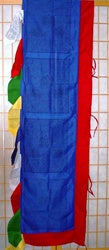 Vertical Prayer Flag - Tsa La Nam Sum - Neko-Chan Incense