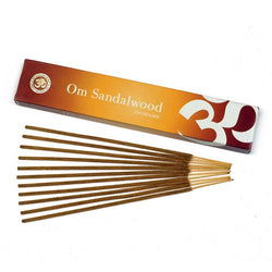 Om Sandalwood Incense - 15 gms - Neko-Chan Incense