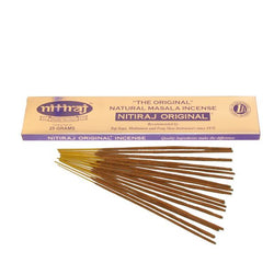 Nitaraj Original, 25 gm - Neko-Chan Incense