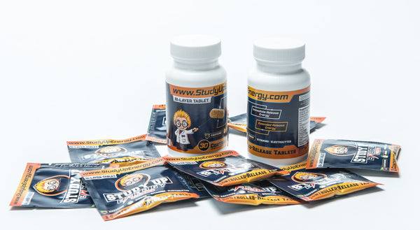 Free Study Up Energy Tablets - Special Offer