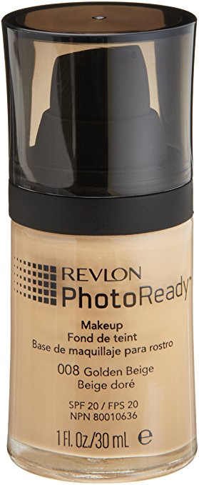 Revlon PhotoReady Makeup, Golden Beige 008, 1-Fluid Ounce - ADDROS.COM