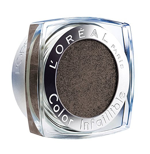 L'OREAL Paris Color Infallible Eyeshadow, Eternal Black 014 - ADDROS.COM