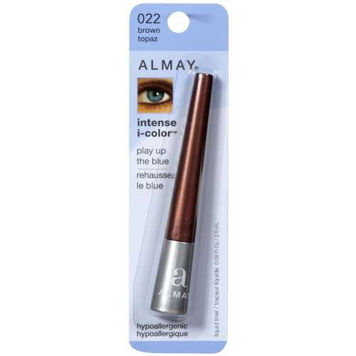 ALMAY Intense I-Color Liquid Liner, Brown Topaz (022)