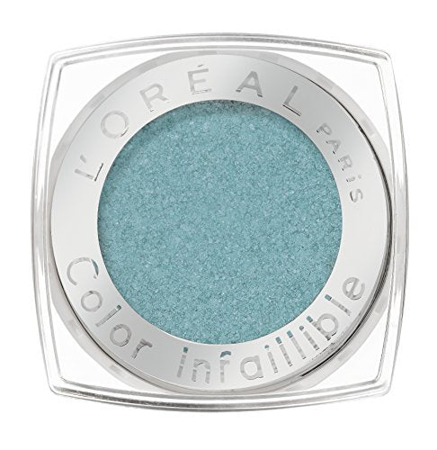 L'OREAL Paris Color Infallible Eyeshadow, Innocent Turquoise 031 - ADDROS.COM