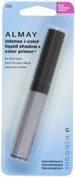 ALMAY Intense I-Color Liquid Shadow Plus Color Primer For Blue Eyes 052 - ADDROS.COM