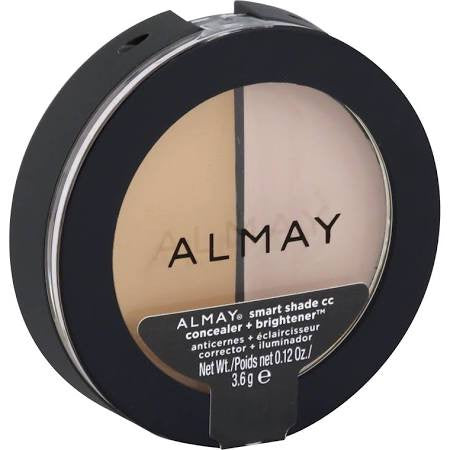 ALMAY Smart Shade CC Concealer + Brightener - ADDROS.COM
